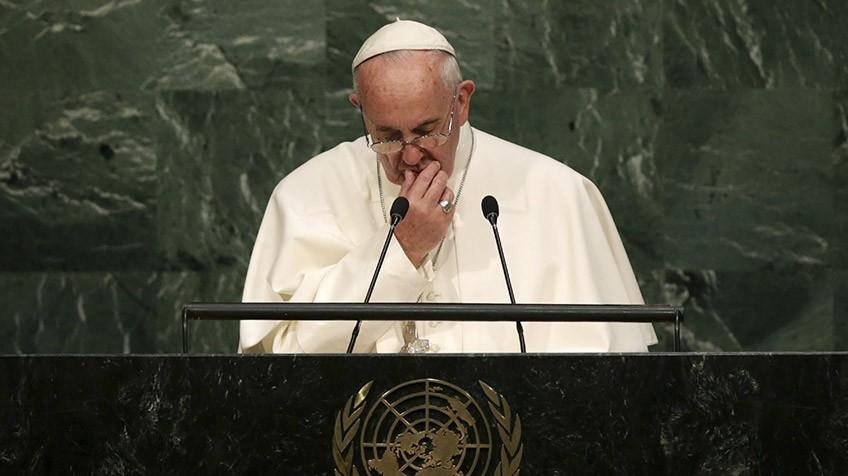 El Papa en la ONU