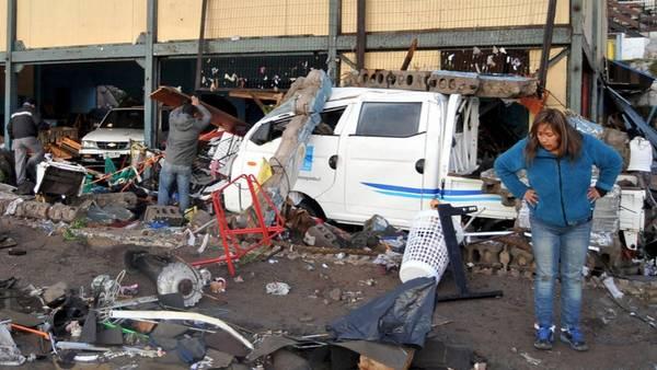 Terremoto en Chile - Coquimbo
