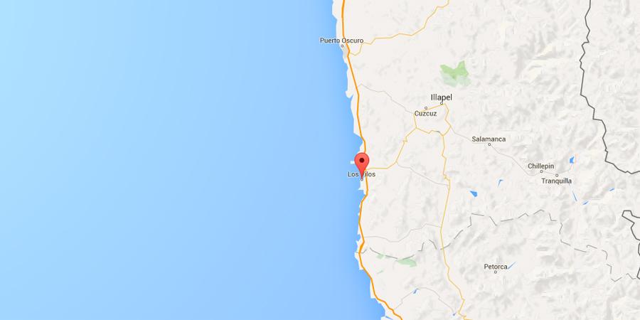 sismo de 6.6 en Coquimbo, Valparaiso, Metropolitana O'higgions y de Maule